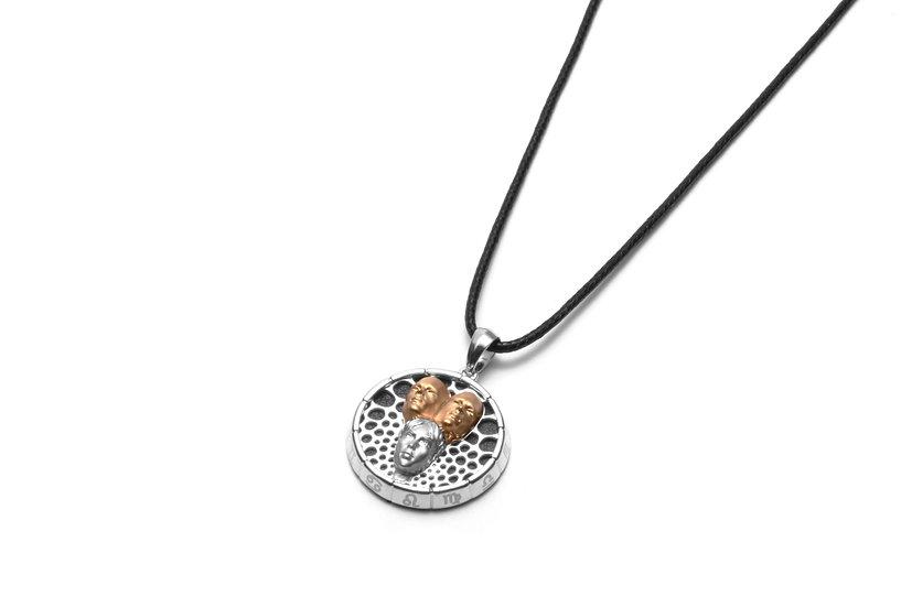 Gemini pendant