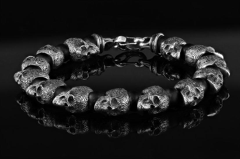 Skull Karma bracelet