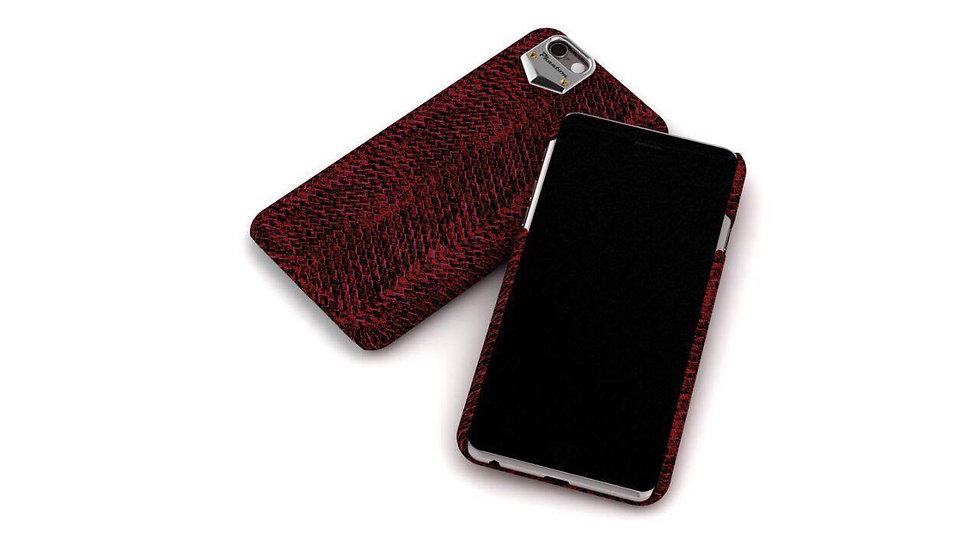 Red python iphone 6/7/8 case