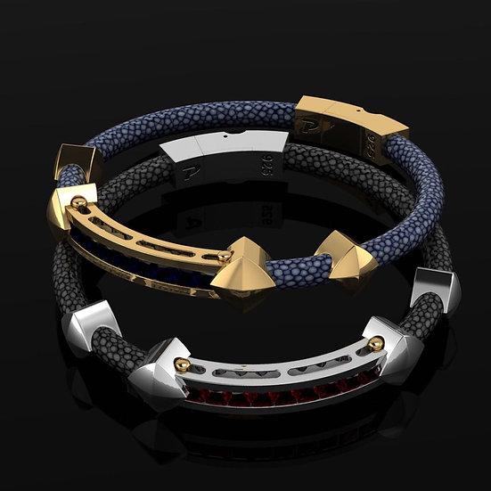 Quattro Saw Stingray Bracelets