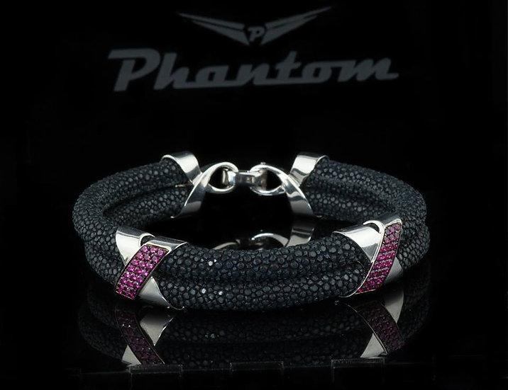 Black Stingray Bracelet