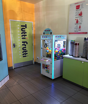 Yogurt Shop