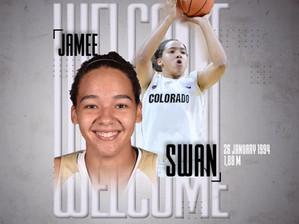 Welcome Jamee Swan