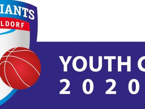U16 play a JBBL preseason tournament in Germany
