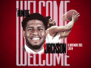 Aundre Jackson joins Sparta
