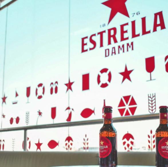 Estrella Damm & Trasmediterranea