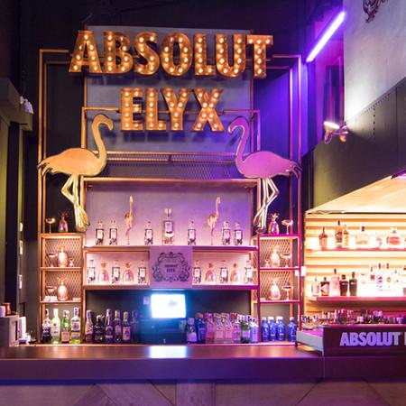 Implementación de marca para Absolut Elyx
