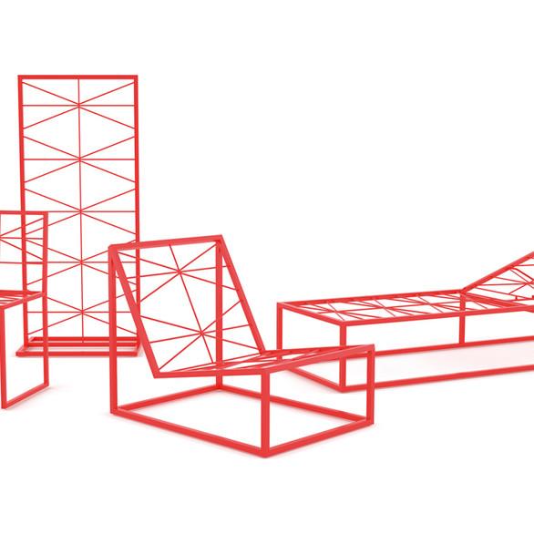 Colección Ikki para Axthor Outdoor Furniture