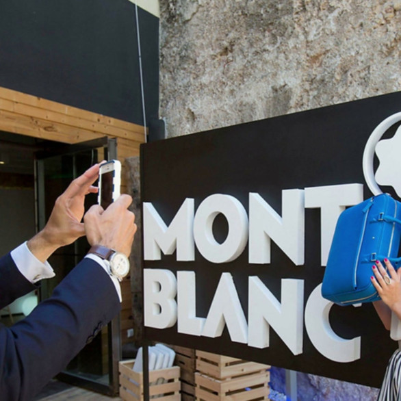 Media & Influencers meeting para Montblanc
