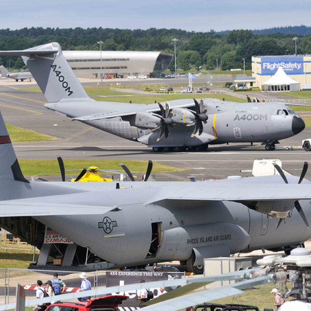 2016 Farnborough International Airshow