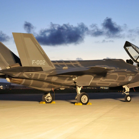 2014 Dutch F-35 team is gaining momentum