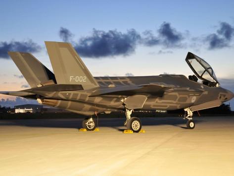 2014 Dutch F-35 team is gaining momentum