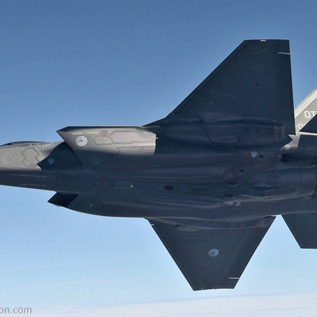 2020 Lockheed Martin F-35 program update