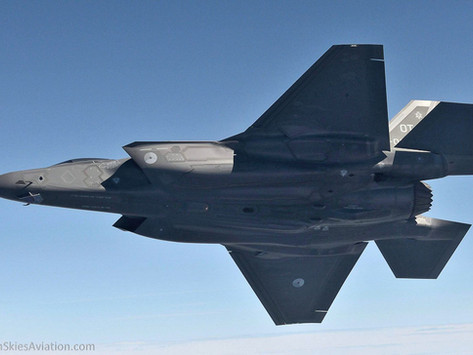 2020 Lockheed Martin F-35 program update