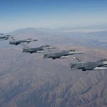 2007 Fuerza Aérea de Chile goes multirole with F-16