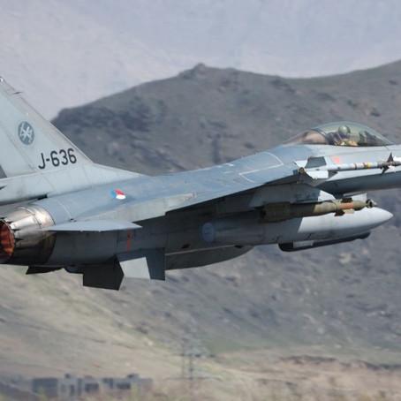 2006 EPAF F-16s in Afghanistan