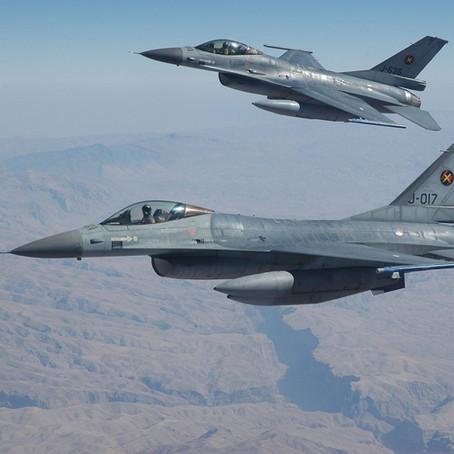 2005 European Falcons over Afghanistan
