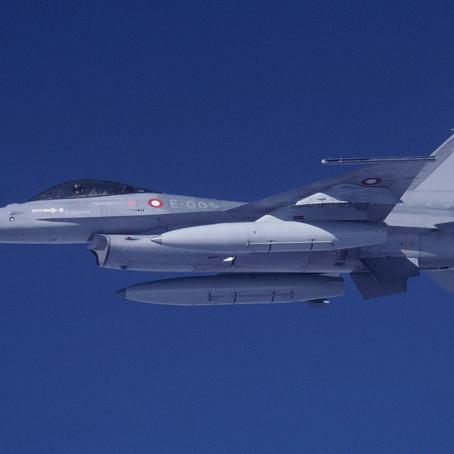 2003 European Falcons over Afghanistan