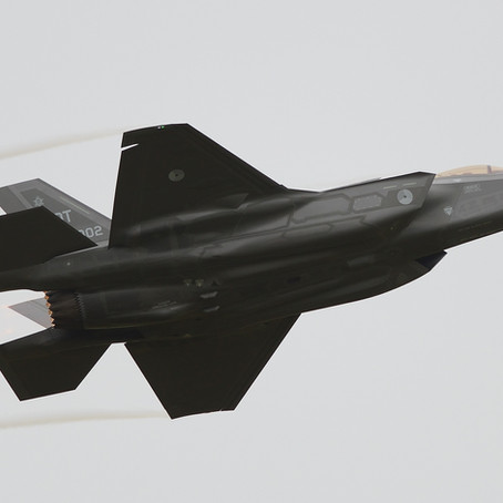 2016 Dutch F-35s at RNLAF Open Days