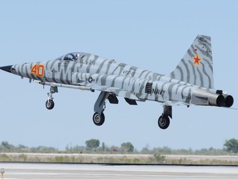 2014 Tigers soar over Nevada
