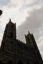 Church in the Shadows