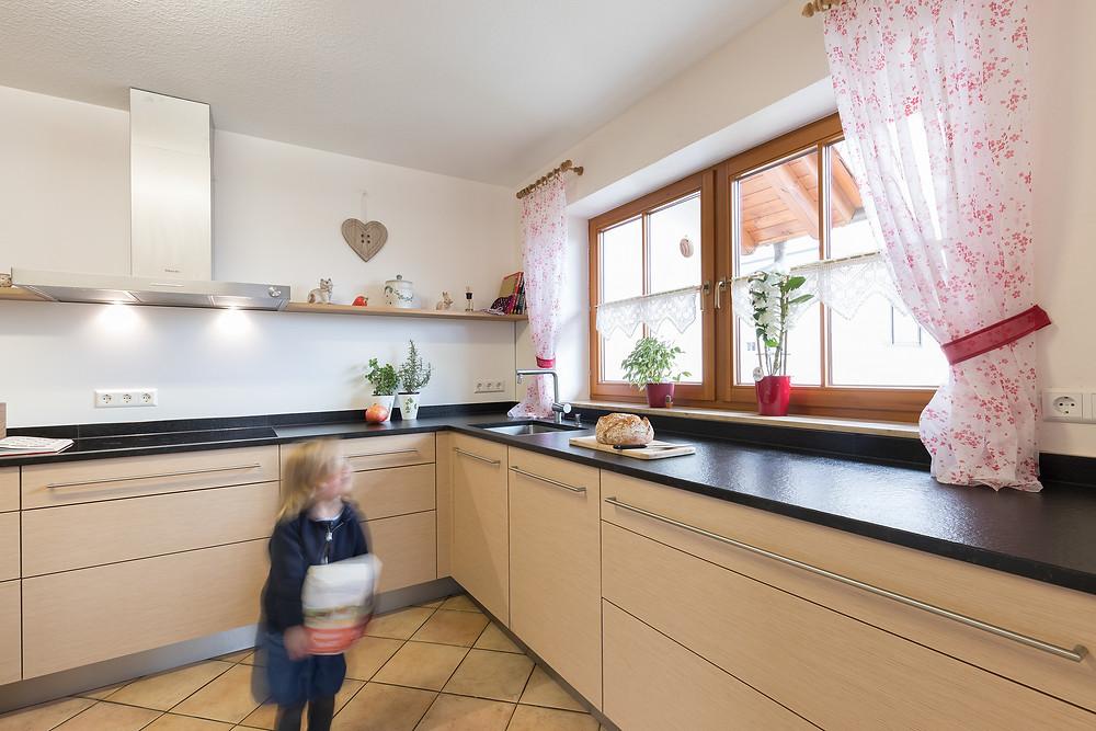 Kindersichere Küche