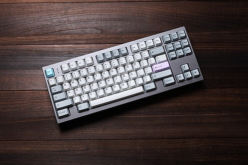 Muted Colorway PBT Keycaps