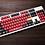 Thumbnail: Red Samurai Colorway PBT Keycaps