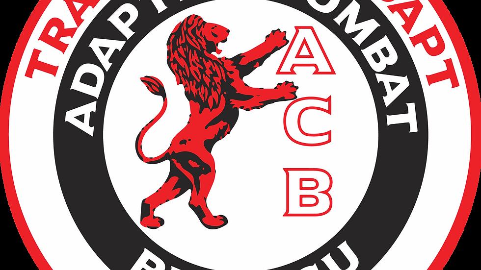 Adaptive Combat Bujutsu Badge