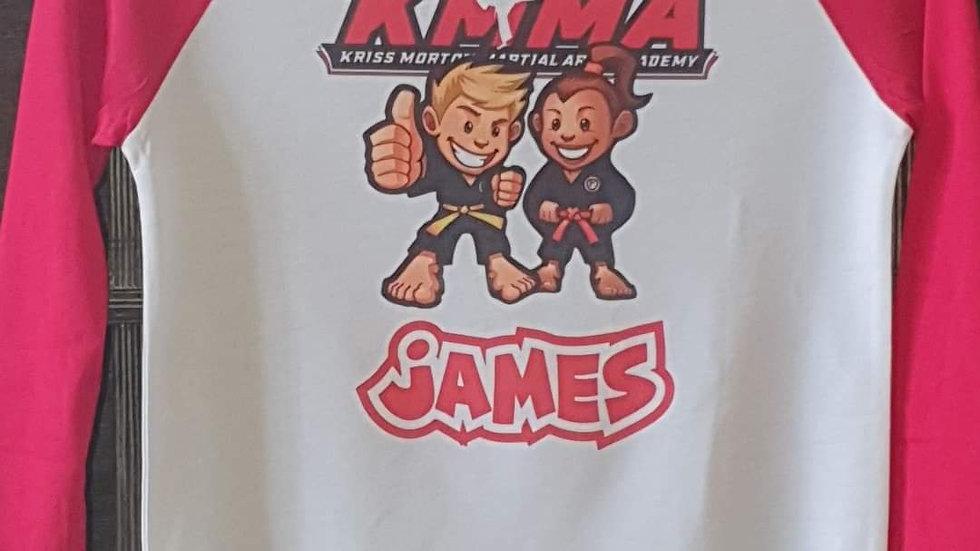 KMMA TOTS & CUBS TOP