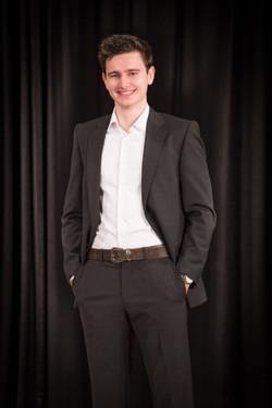 Johannes Bahnowski - Vocals/Producer