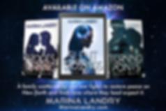 Parallax-Series Science Fiction Romance