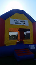 Inflatable Jump House in Rochester NY