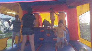 Bounce House Party Rental Rochester NY