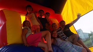 Bounce House for Birthday