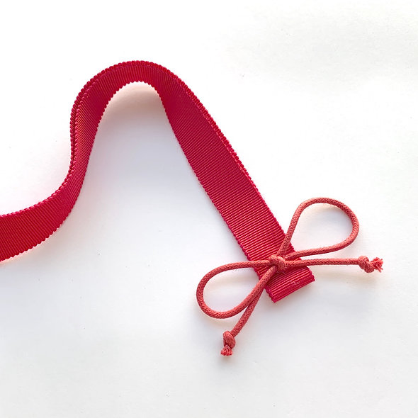 L.RED_カスタムテープ&リボン