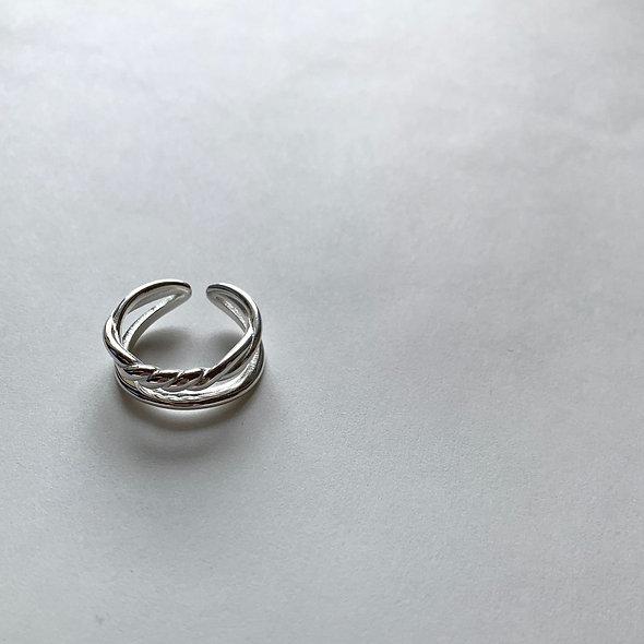 Twist W Ring_Silver925_sp277