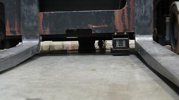 Reachtruck camera
