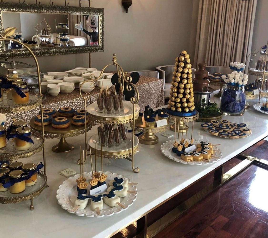 Sherwood Smith Bakery Dessert Table