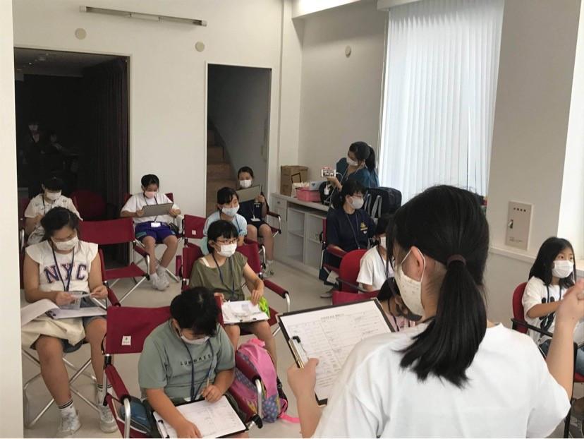 取材・体験担当決め3