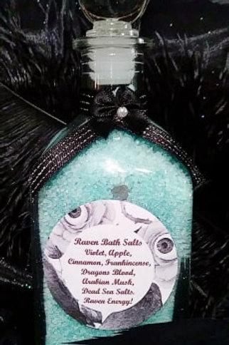 Raven Bath Salt