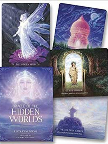 Oracle of the Hidden Worlds by Cavendish & Williams