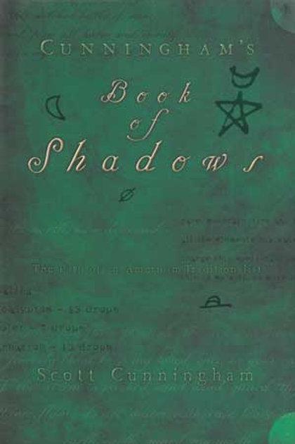 Cunningham's Book of Shadows (hc) by Scott Cunningham