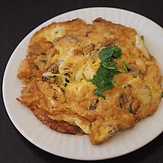 H17 - Omelette aux fruits de mer