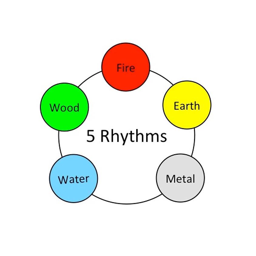 Finding Your Own Rhythm Workshop