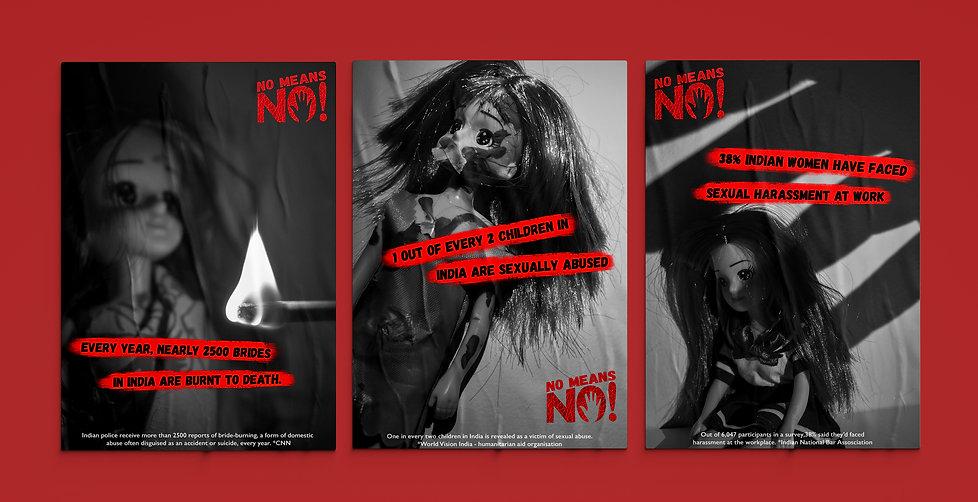 3 Main posters