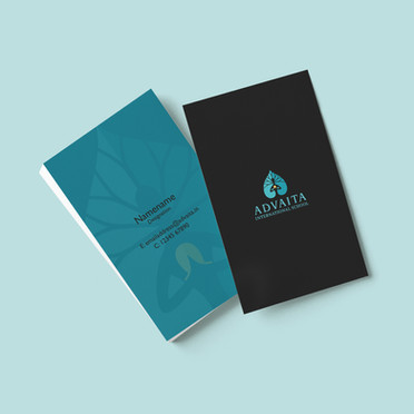 Advaita School Branding