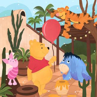 Winnie and Friends