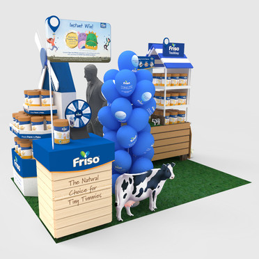 Friso Roadshow Event