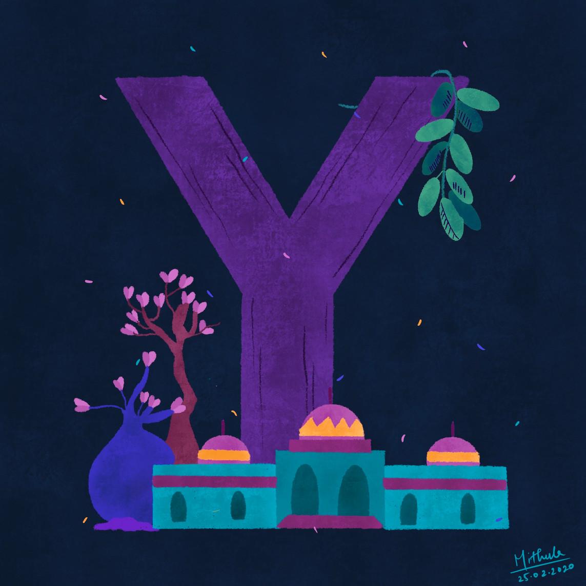 Y for Yemen